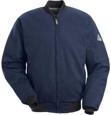 EXCEL FR Flame Resistant Team Jacket JET2, Navy, Size XXL Regular