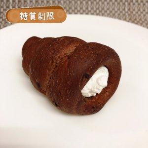 【ビッケベーグル】糖質制限 生クリームコロネ(4個入り)