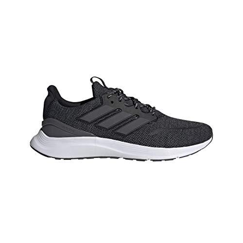 adidas Men's Energyfalcon Running Shoe, Black/Grey/White, 11 M US