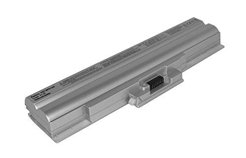 PowerSmart® 11.10V Li-ion 5200mAh Batteria per Sony VAIO VPC-CW18, VPC-CW19, VPC-CW1, VPC-CW290X, VPC-CW2S1E/L, VPC-CW2S1E/P, VPC-CW2S1E/R, VPC-CW2S1E/W, VPC-CW2Z1E/B, VPC-M125AGP, VPC-M125AW/L, VPC-M128JC/L, VPC-M128JC/P