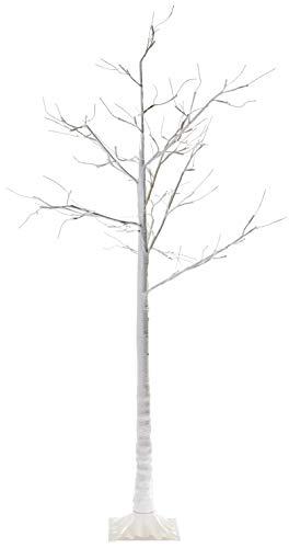 Jandei - Arbol Led RAY decorativo altura 150cm luz blanco calido 80 Leds 24V