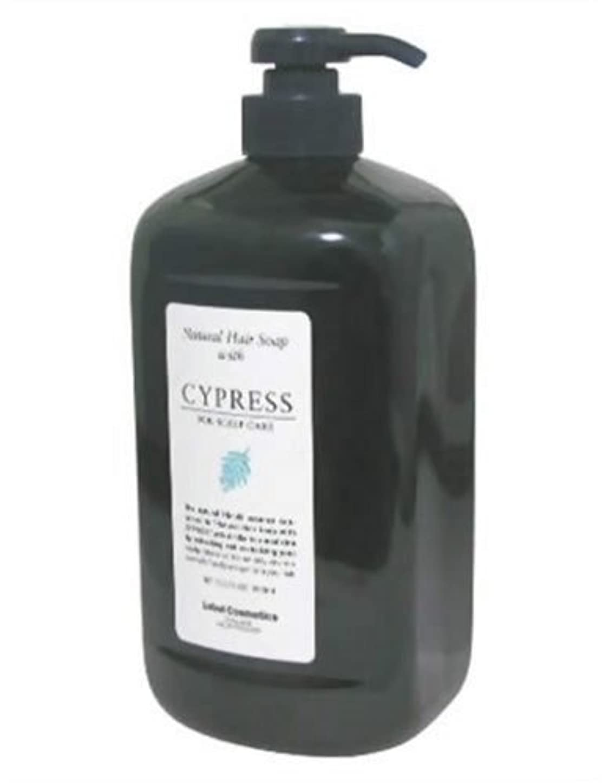 学者ライターペルセウスルベル ナチュラルヘアソープ ウイズ CY(サイプレス) シャンプー 1000ml