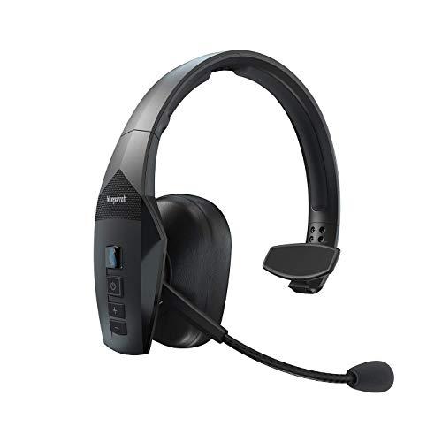 BlueParrott B550-XT Noise Canceling Bluetooth Headset (Renewed)