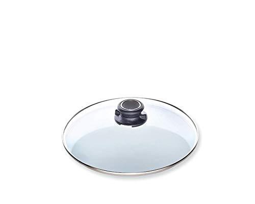 Original Gundel GLASDECKEL, rund, Ø 32 cm, Sicherheitsglas, backofenfest, entlüftbar