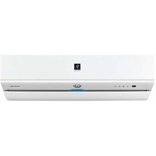 標準設置工事セット SHARP AY-L40X2-W ホワイト系 L-Xシリーズ [エアコン (主に14畳・単相200V)]