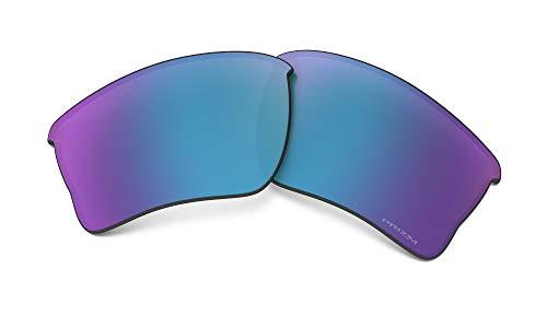 Oakley RL-QUARTER-JACKET-22 Lentes de reemplazo para gafas de sol, Multicolor, 55 Unisex Adulto