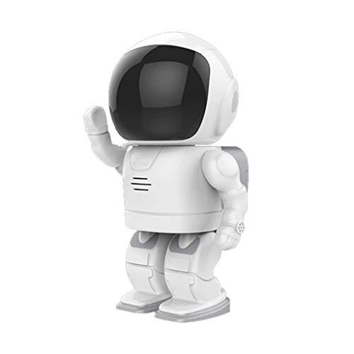 camera 1080P intelligente HD Heimroboter Überwachungskamera 2 Millionen drahtlose WiFi-Überwachungsroboter