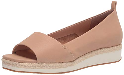 CC Corso Como Women's Dallen Wedge Sandal, Latte, 9