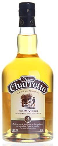 CHARRETTE RON VIEUX 3 YEARS 40% 70 CL