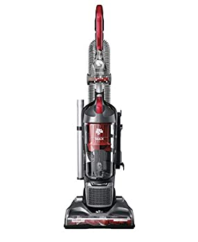 Dirt Devil Endura Max Upright Bagless Vacuum Cleaner for Carpet and Hard Floor Powerful Lightweight Corded UD70174B Red
