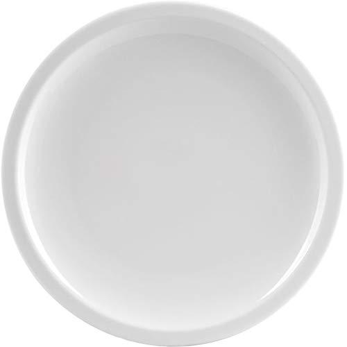 TOGNANA »Capri« weiß Teller flach, ø: 25 cm