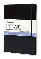 Moleskine Art Sketchbook, Hard Cover, A4 (8.25