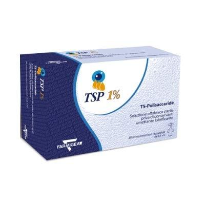 TSP 1% Collirio - 30 Minicontenitori Ritappabili