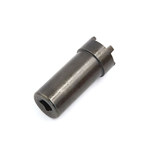 uxcell Gray Motorcycle Scooter Clutch Socket Tools Spanner Wrench Fit for GY6