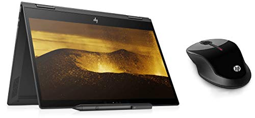 HP Envy X360 13-ag0035AU (8GB/256GB/Win 10) & X3500 Wireless Mouse
