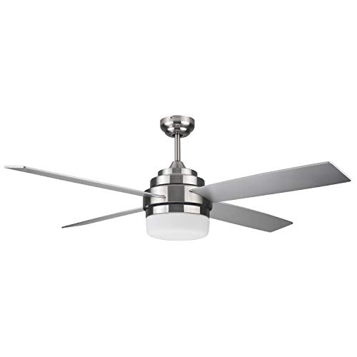 Top 10 Best Brushed Steel Ceiling Fan Comparison