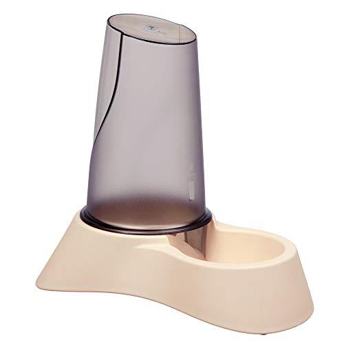 Trixie 25090 Futter- und Wasserspender, 0,65 l, helltaupe