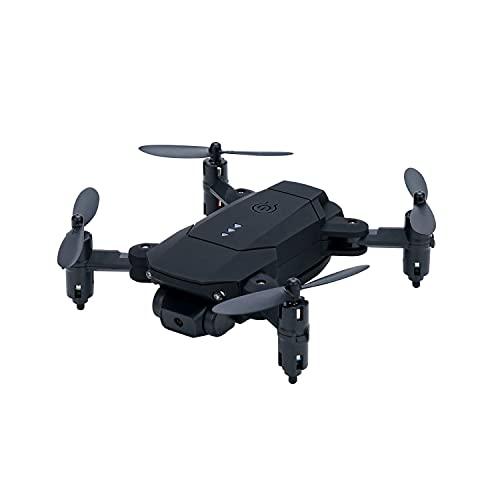 ALYHYB Drone Plegable con cámara para Adultos 4K HD FPV Video en Vivo, Mosca de Grifo, Control de Gesto, Selfie, altitud Hold, Modo sin Cabeza, Flips 3D, Adolescentes Girls Regalos de cumpleaños