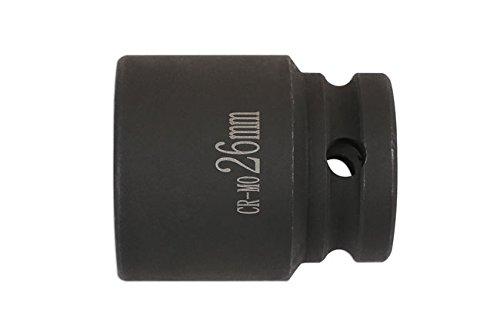 Laser 6521.0Bremssattel-Steckschlüssel, 26mm, 1/2Zoll Dia