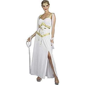 DISONIL Disfraz Diosa Griega Mujer Talla S: Amazon.es: Juguetes y ...
