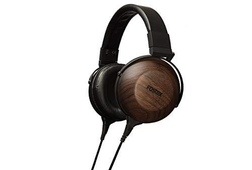Fostex TH610 High-end Premium Headphones, Closed Back - Walnut Wood
