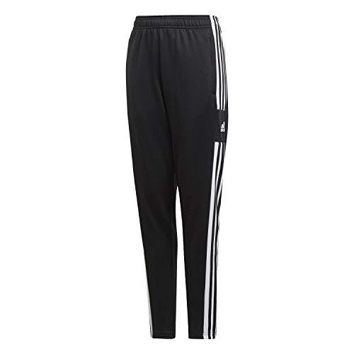 adidas Jungen Squadra21 Training pants, Schwarz Weiß, 14 Jahre EU