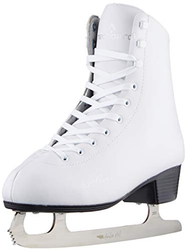 Tecnopro Damen Complet Susanne Felt 1.0 Feldhockeyschuhe, Weiß (Weiß 001), 43 EU