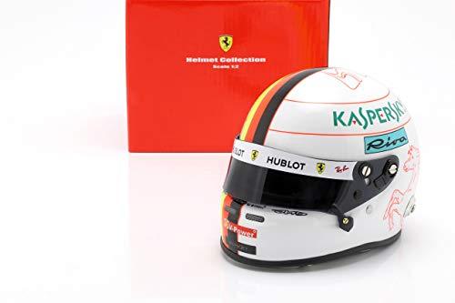 Arai Sebastian Vettel Ferrari SF90 #5 Formel 1 2019 Helm 1:2