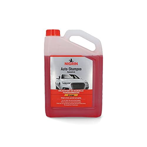 Nigrin NIGRIN 72985 Auto-Shampoo Konzentrat 3 Bild