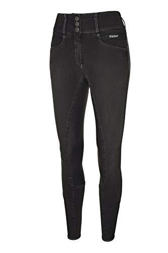 Pikeur Reithose Candela Grip Jeans Black FS 2020, Größe Hosen:76