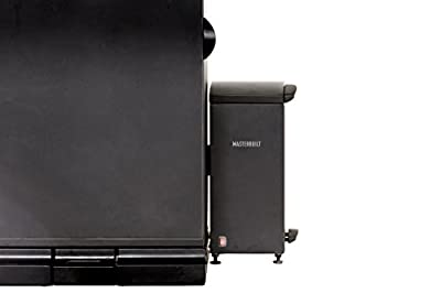 Masterbuilt MB20100112 Slow Smoker Accessory Attachment, Black