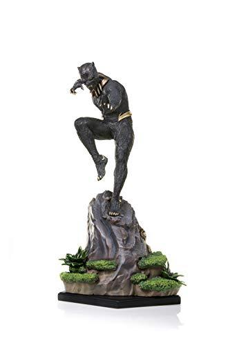 Iron Studios IS773081 1:10 Killmonger-Black Panther BDS Art Scale Statue