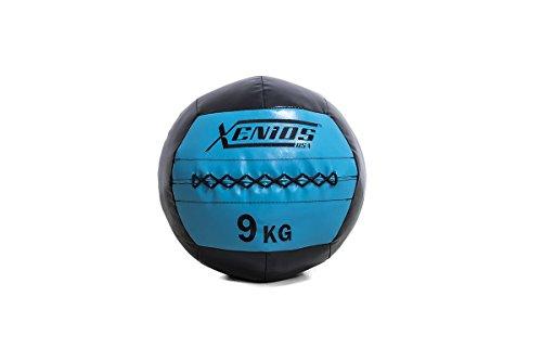 Xenios USA XSBCWBL9 Balón Medicinal - Wall Ball - 9 kg