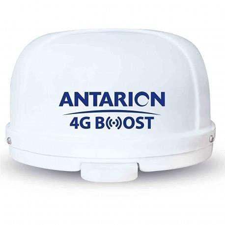 Sistema Antenna 4G Boost Antarion per camper, Connetti la tua smart TV e accedi a migliaia di contenuti
