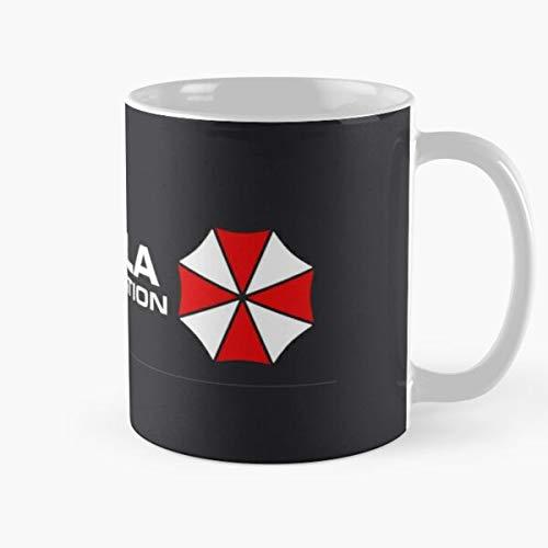 Shoprkcb Corporation Game Umbrella Resident Evil Best 11 oz Kaffeebecher - Nespresso Tassen Kaffee Motive