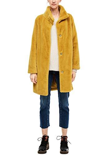s.Oliver RED Label Dames Fake Fur-jas
