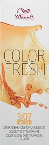 Wella Color Fresh 3/07 dkl.br.natur-braun 75ml