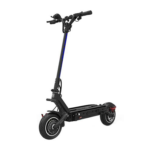 Minimotors Thunder, 5400W, 100 km Unisex, Color Negro, 121 x 123 x 31
