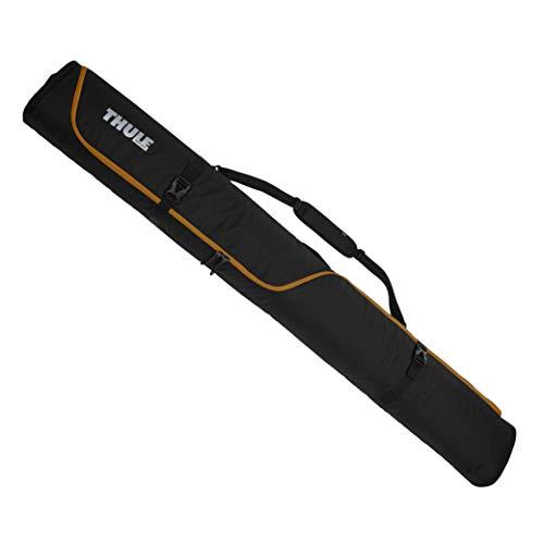 Thule Roundtrip Ski Bag 192cm , Black/Wood Thrush