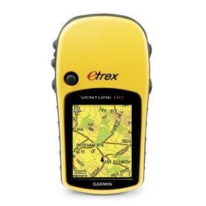 Garmin eTrex Venture HC - Navegador GPS