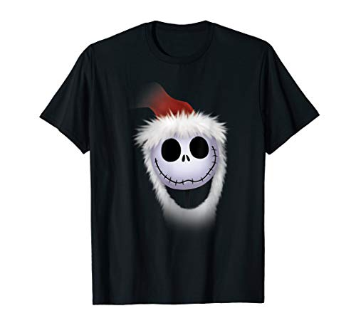 Disney Nightmare Before Christmas Santa Jack T-Shirt
