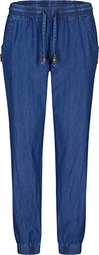 alife and Kickin Alicia Pant L, Dark Denim