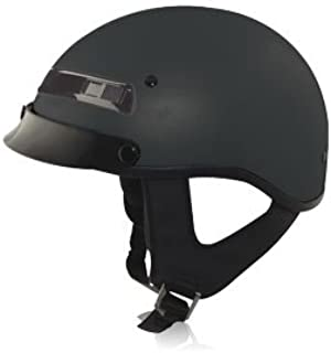 Zox Alto Custom Solid Helmet Matte Black MD