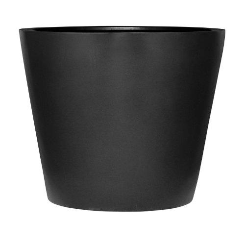 AMEI Pflanzgefäß Der Runde L, schwarz H 49cm Ø 60cm