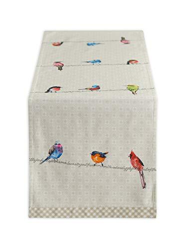 Bird On Wire Table Runner