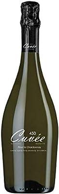 Cuvée 450 'Zero Sugar - Zero Carbs' Sparkling Italian White, 11 ABV, 75cl By SLIM Wine