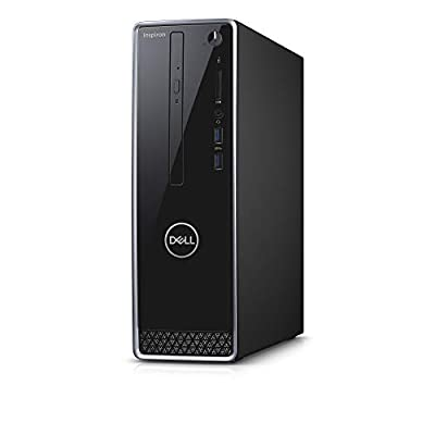 Dell Inspiron 3470 Desktop, 2 Year Onsite Service after remote diagnosis, 9th Gen Intel Core i5-9400 6-Core 4.1GHz Proc w/Intel Turbo Boost, 12GB DDR4 RAM, 1TB HDD+128GB SSD, DVD RW, Windows 10 Pro