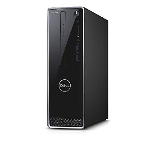 Dell Inspiron 3470 Desktop, 2 Year Onsite Warranty, Windows 10 Pro, 9th Gen Intel Core i5-9400 6-Core 4.1GHz Proc w/Intel Turbo Boost Technology, 12GB DDR4 2666MHz RAM, 1TB HDD+128Gb SATA SSD, DVD RW