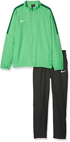 Nike Y Nk Dry Acdmy18 Trk Suit W Tuta, Bambino, Lt Green Spark/Black/Pine Green/(White), L