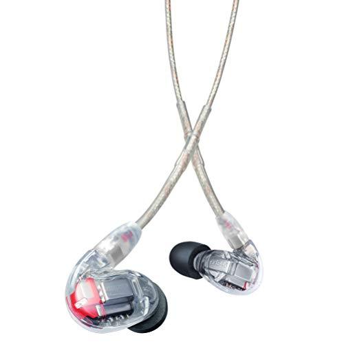 Shure SE846-CL-EFS High-End Sound Isolating In-Ear Monitor/Ohrhörer für die Bühne